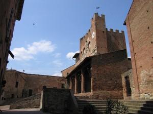 Certaldo Alto, atmosfera medievale 1