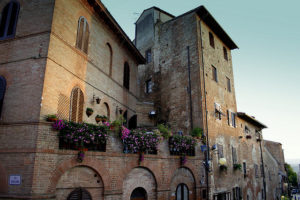 Certaldo Alto, atmosfera medievale 3