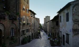 Certaldo Alto, atmosfera medievale 2
