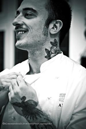 Fate l'amore con lo chef