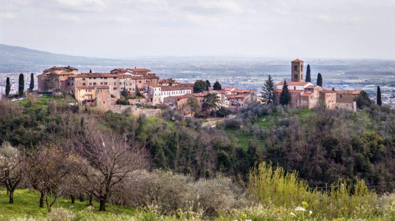 Borghi e Castelli della Valdinievole - La strada dell'olio
