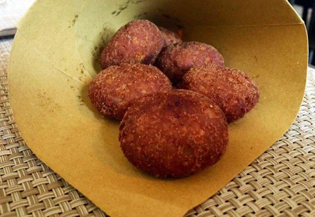 Mondeghili (polpette tipiche milanesi)