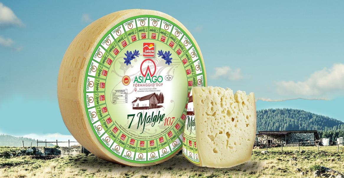 Asiago Dop Fresco