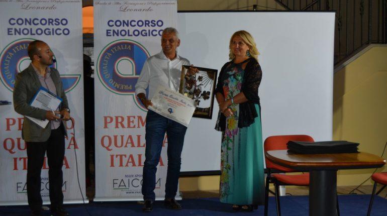 Premio Qualità Italia 2017, l'elenco dei vini premiati
